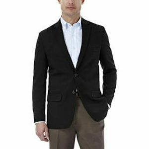 Haggar Men's Classic-Fit Stretch Suit Jacket